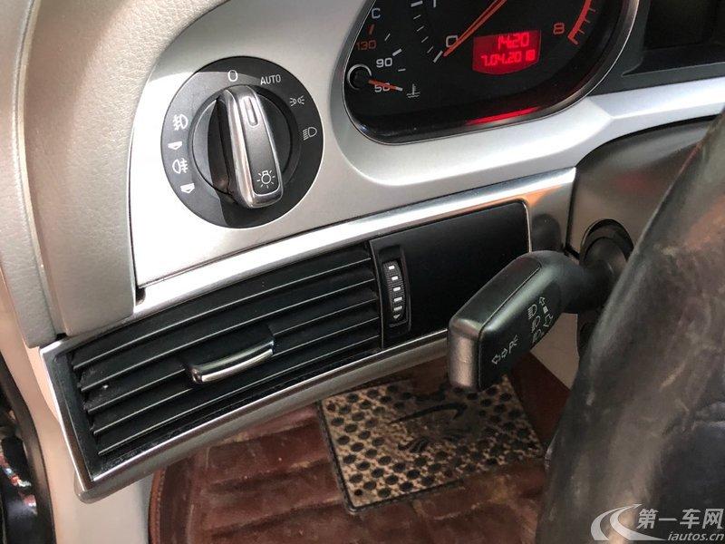 奥迪A6L 2010款 2.4L 自动 技术型 (国Ⅳ)