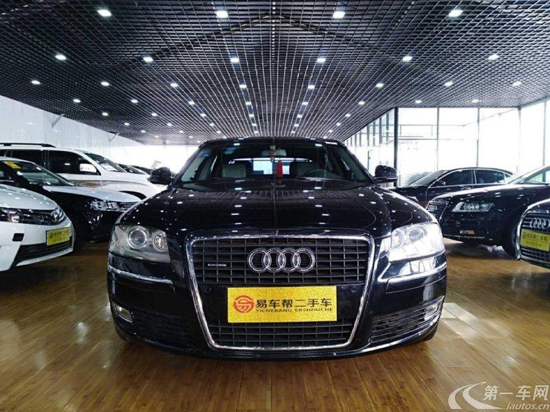 奥迪A8 [进口] 2008款 2.8L 自动 汽油 豪华型