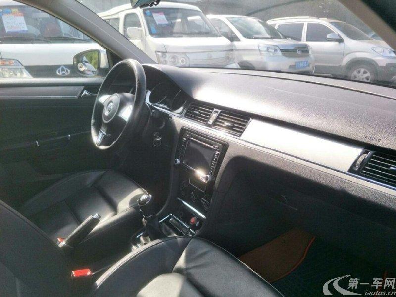 大众宝来 2014款 1.6L 手动 4门5座三厢车 舒适型 (国Ⅴ)