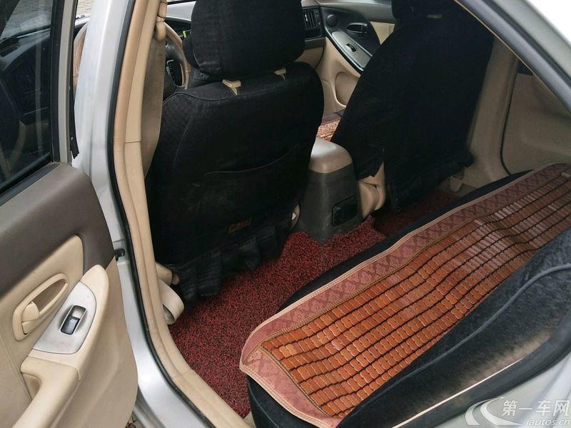 现代伊兰特 2007款 1.6L 手动 三厢轿车 GL舒适型 (国Ⅲ)