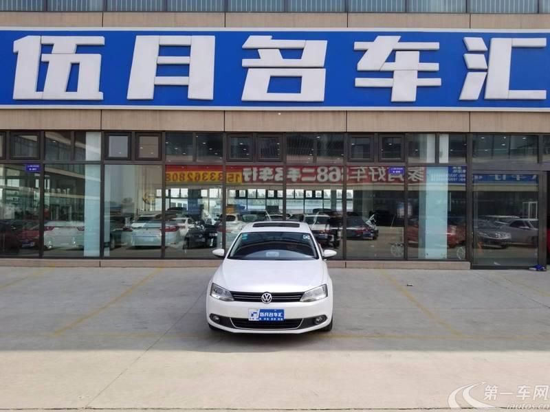 大众速腾 2014款 1.6L 自动 舒适型 (国Ⅳ)