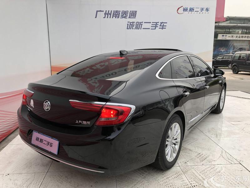 别克君越 2016款 2.0T 自动 28T旗舰型 (国Ⅴ)