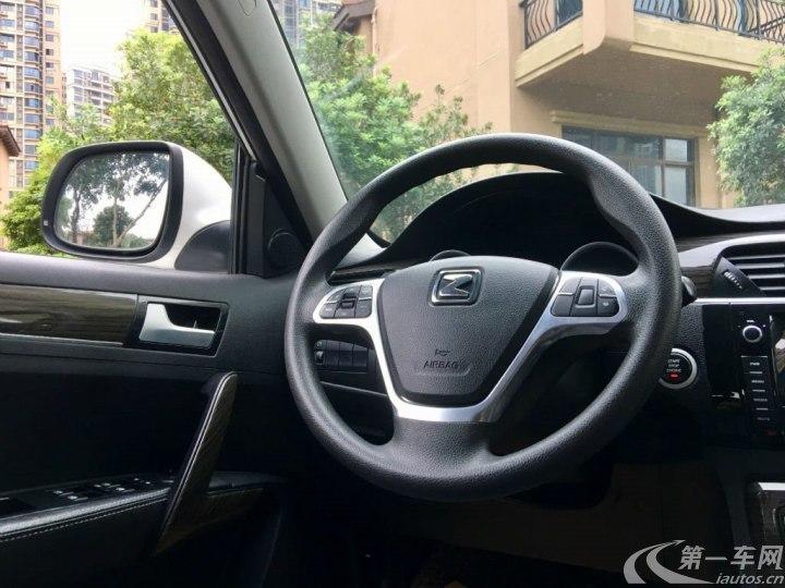 众泰T600 2014款 1.5T 手动 前驱 豪华型 (国Ⅳ)