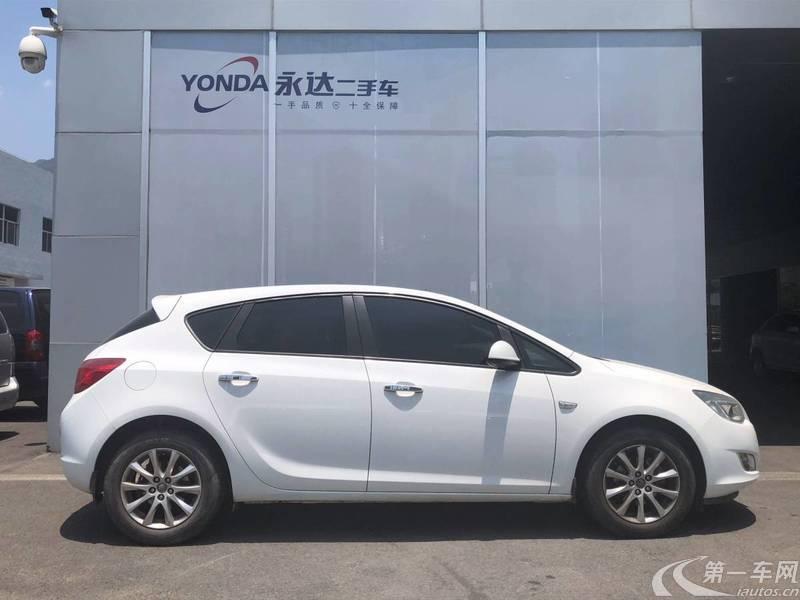 别克英朗XT 2014款 1.6L 自动 时尚型 (国Ⅴ)