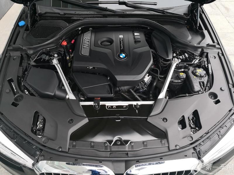 宝马5系 530Li 2018款 2.0T 自动 汽油 尊享型豪华套装改款 (国Ⅴ)