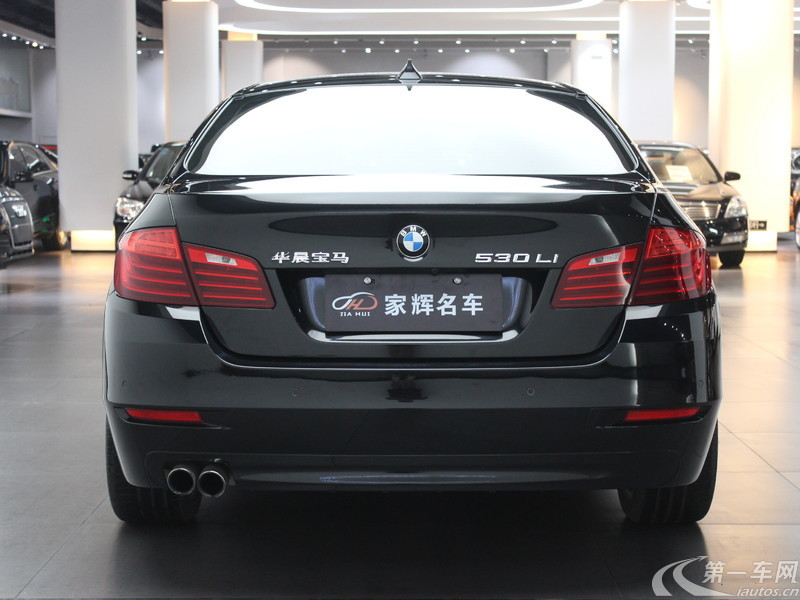 宝马5系 530Li 2013款 3.0L 自动 汽油 豪华型 (国Ⅳ)
