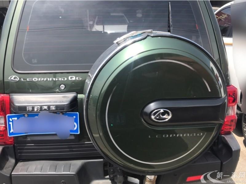长丰猎豹Q6 2015款 2.4L 手动 四驱 (国Ⅴ)