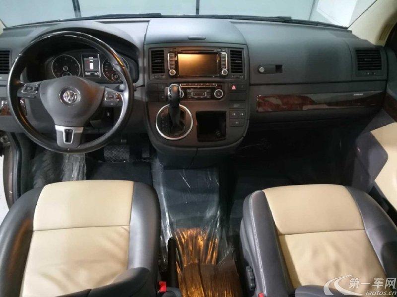 大众迈特威 [进口] 2012款 2.0T 自动 7座 汽油 尊享版