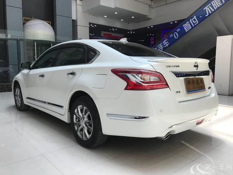 日产天籁 2015款 2.5L 自动 XL-Upper欧冠科技版 (国Ⅳ)