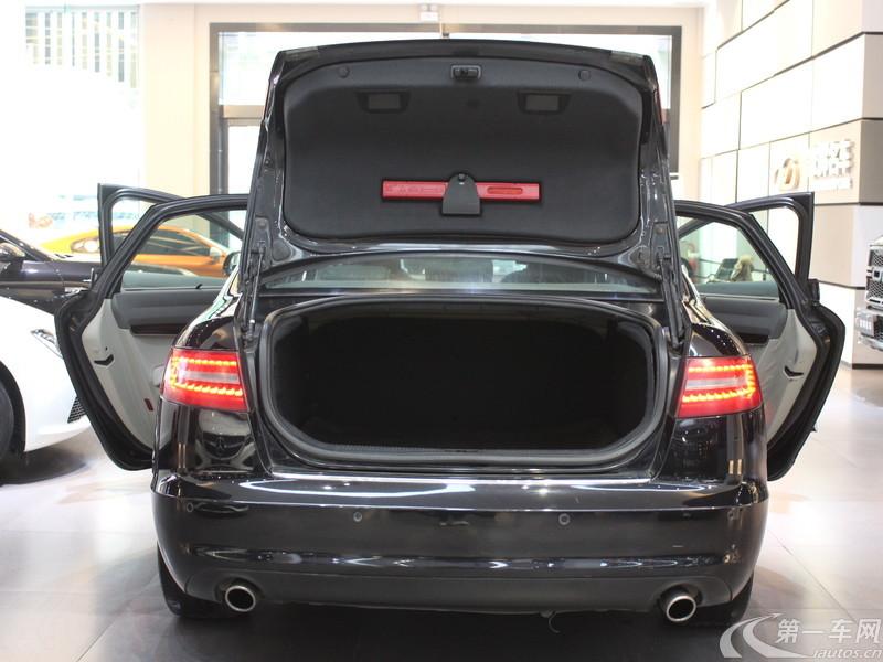 奥迪A6L 2010款 2.4L 自动 豪华型 (国Ⅳ)