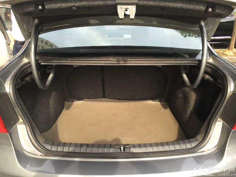 大众宝来 2012款 1.6L 自动 舒适型 (国Ⅳ)