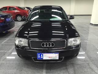 奥迪A6 2.4L 自动 豪华舒适型