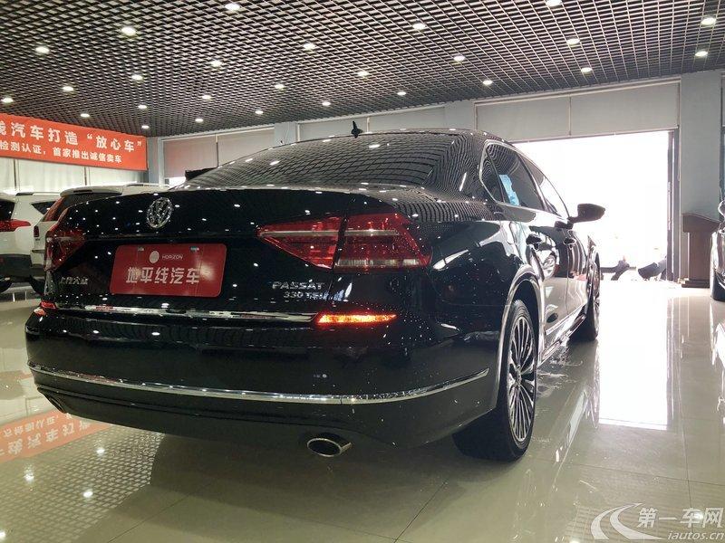 大众帕萨特 2016款 1.8T 自动 汽油 330TSI御尊版 (国Ⅴ)