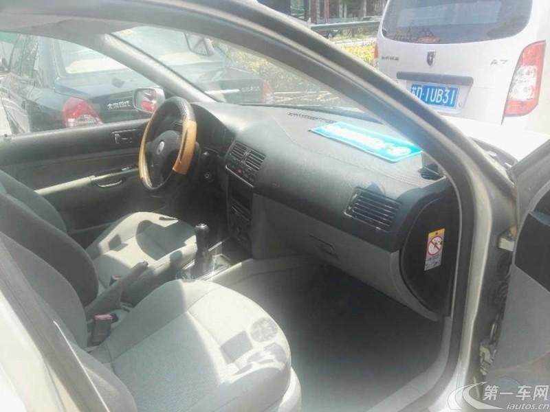 大众宝来 2006款 1.6L 手动 三厢轿车 2V时尚型TL (国Ⅱ)