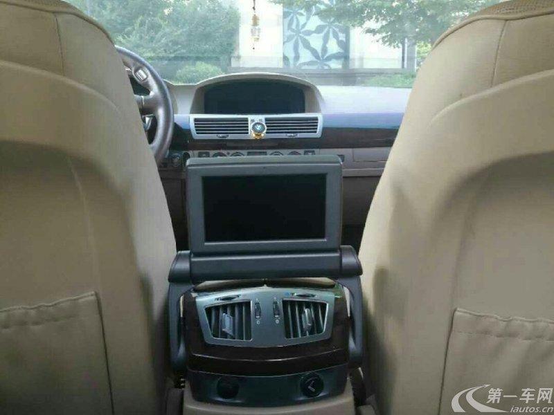 宝马7系 730Li [进口] 2008款 3.0L 自动 汽油 领先型