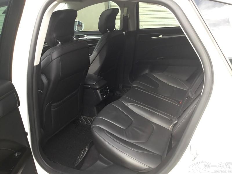 福特2013款 2.0T 自动 GTDi240豪华运动型 (国Ⅳ)
