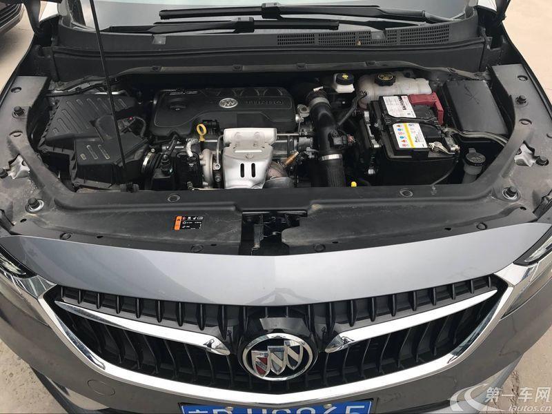 别克GL6 2018款 1.3T 自动 前驱 18T尊贵型 (国Ⅴ)