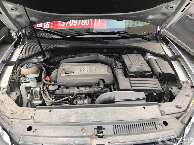 大众帕萨特 2011款 2.0T 自动 汽油 至尊版 (国Ⅳ)