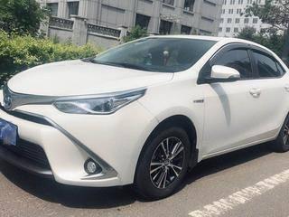 丰田雷凌 双擎 1.8L 自动 G-S精英版