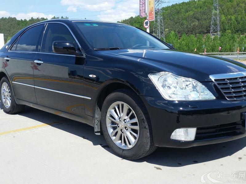 丰田皇冠 2009款 2.5L 自动 Royal特别强化版 (国Ⅳ)