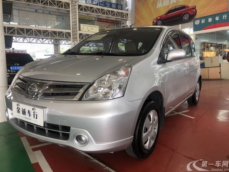 日产骊威 2010款 1.6L 自动 GS劲悦版超能型 (国Ⅲ带OBD)