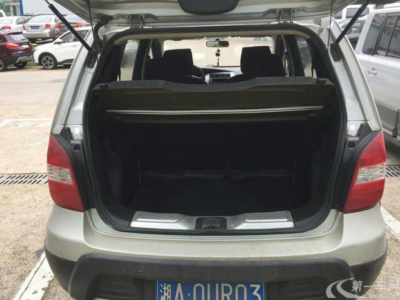 日产骊威 2009款 1.6L 自动 GX劲锐版智能型 (国Ⅲ带OBD)