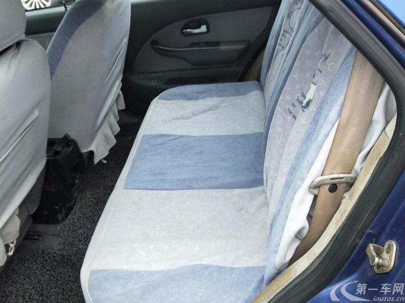 华普海域MB 2007款 1.8L 手动 豪华型 (国Ⅱ)