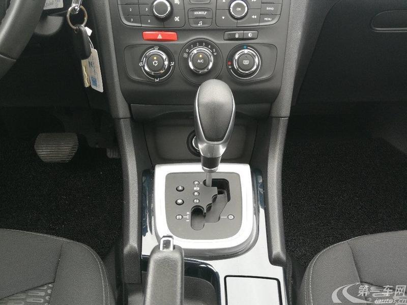 雪铁龙C4L 2014款 1.8L 自动 智驱版劲智型 (国Ⅴ)