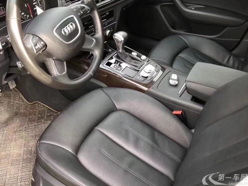 奥迪30FSI 2014款 2.5L 自动 舒适型 (国Ⅳ)