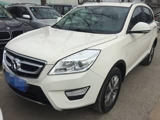 北京汽车绅宝X65 2.0T 自动 豪华版