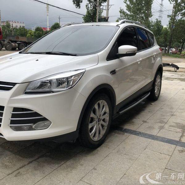 福特翼虎 2015款 1.5T 自动 前驱 风尚型 (国Ⅴ)