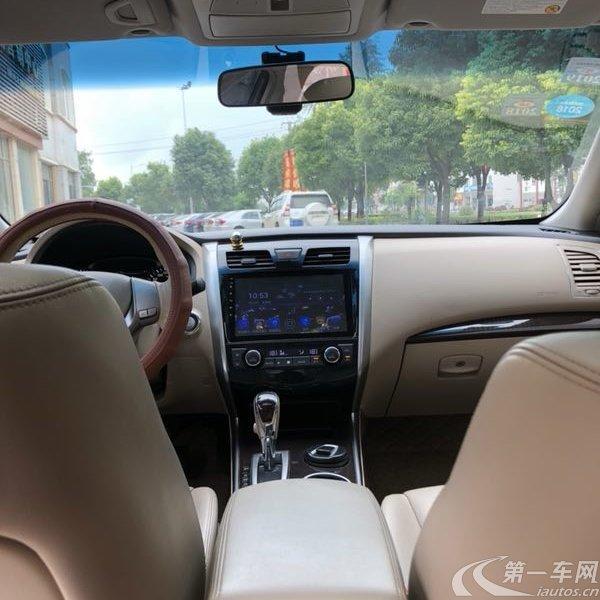 日产天籁 2013款 2.0L 自动 XL舒适版 (国Ⅴ)