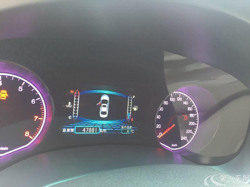 比亚迪速锐 2014款 1.5L 手动 舒适型 (国Ⅳ)