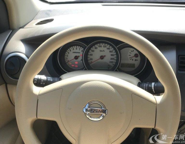 日产骊威 2010款 1.6L 自动 GT劲悦版全能型 (国Ⅳ)