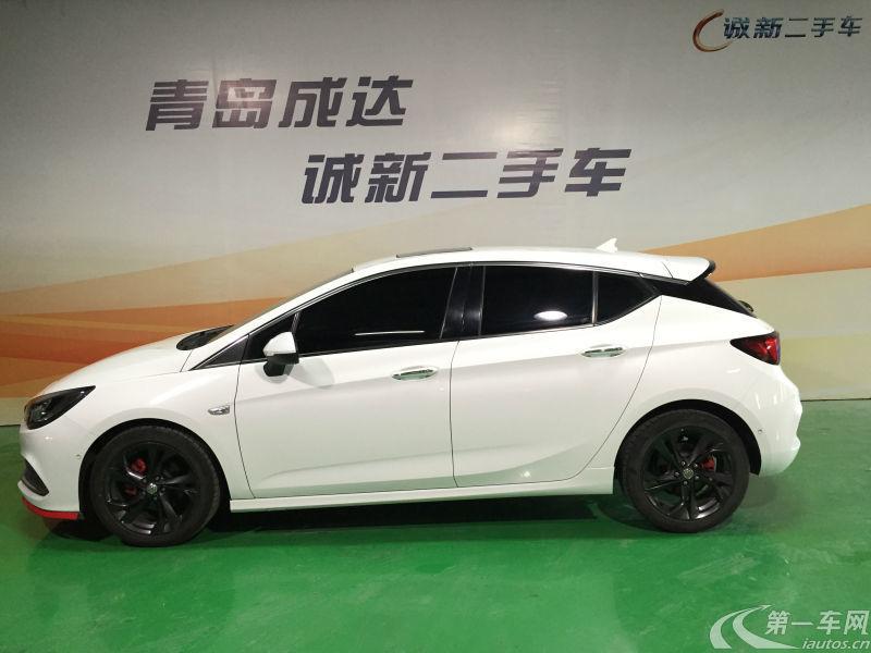 别克威朗GS 2016款 1.5T 自动 20T燃情运动型 (国Ⅴ)