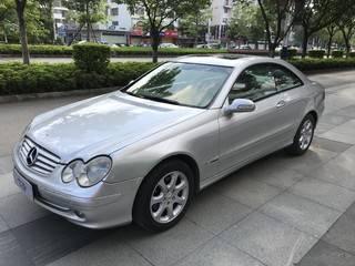 奔驰CLK级 CLK240 2.6L 自动
