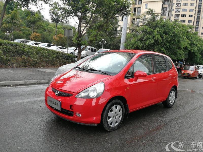 本田飞度 2008款 1.3L 自动 舒适型 (国Ⅳ)