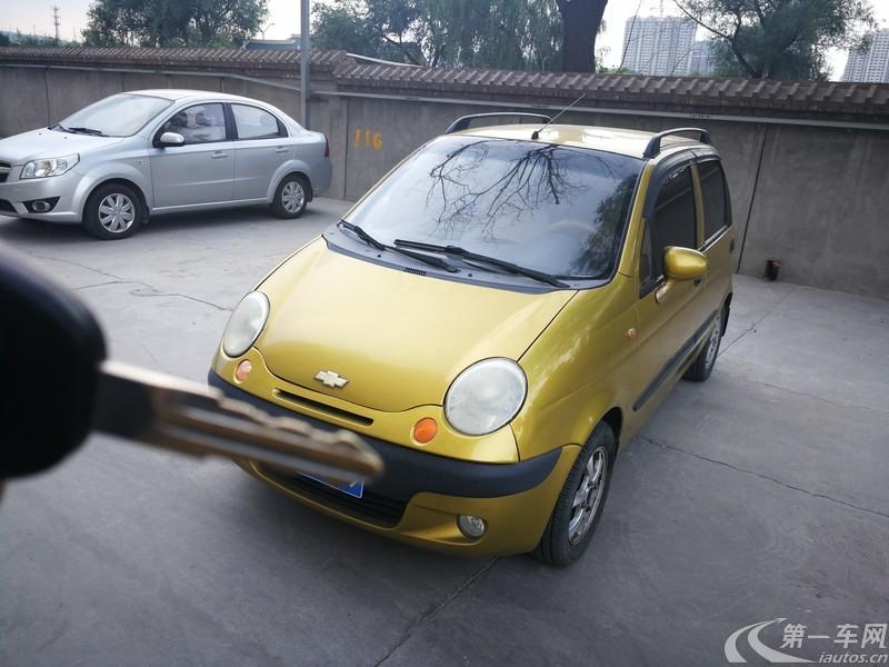 雪佛兰乐驰 2008款 1.0L 手动 豪华型 (国Ⅲ)