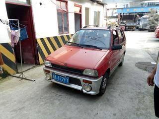 江南TT 0.8L 手动 舒适型