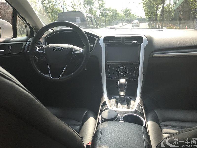 福特蒙迪欧 2017款 1.5T 自动 EcoBoost180舒适型 (国Ⅴ)