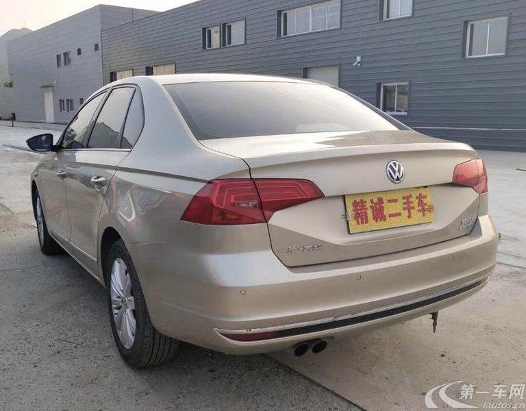 大众宝来 2016款 1.4T 自动 4门5座三厢车 230TSI豪华型 (国Ⅴ)