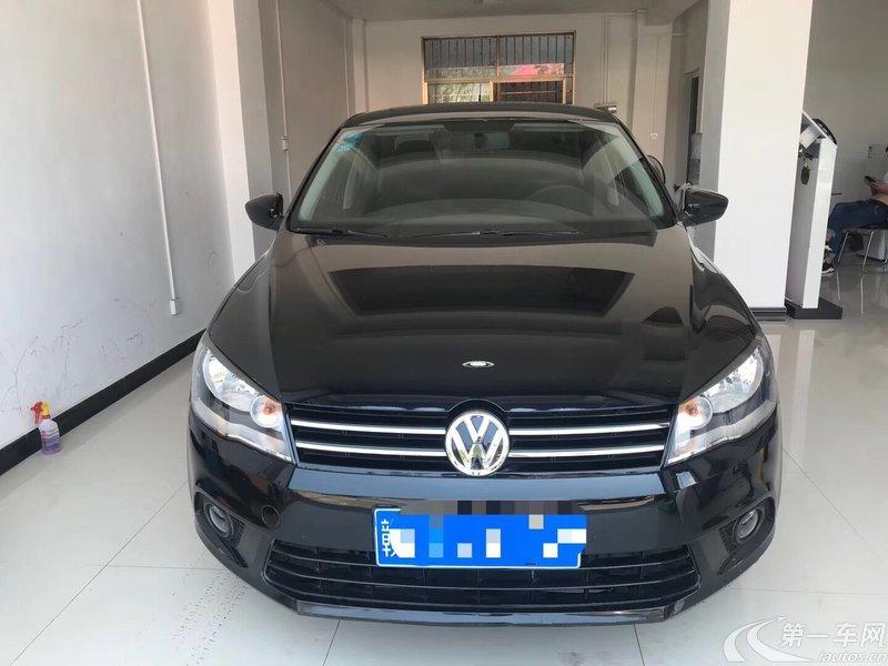 大众捷达 2015款 1.6L 手动 汽油 舒适型 (国Ⅴ)