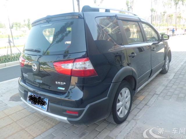 日产骊威 2013款 1.6L 手动 XV劲锐版豪华型 (国Ⅳ)