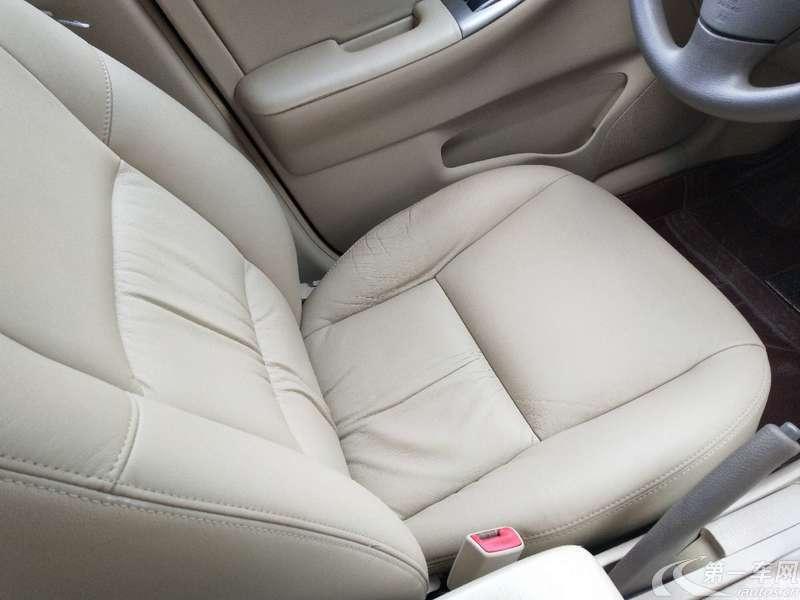 丰田花冠 2011款 1.6L 自动 豪华型 (国Ⅳ)