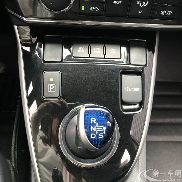 丰田卡罗拉 2016款 1.8L 自动 精英版 (国Ⅴ)