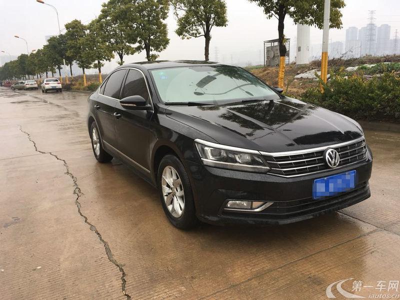 大众帕萨特 2017款 1.8T 自动 汽油 330TSI尊享版 (国Ⅴ)