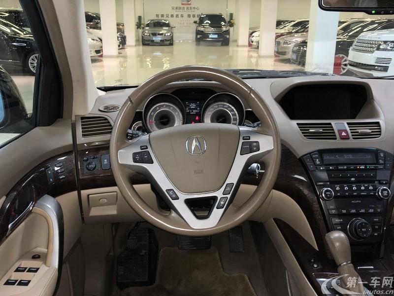 讴歌MDX [进口] 2010款 3.7L 自动 四驱 舒适型