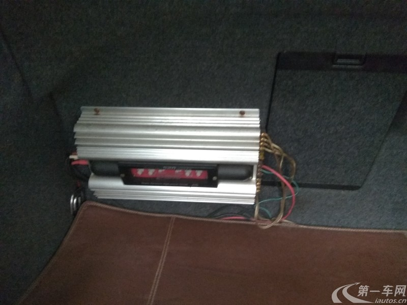 大众帕萨特 2001款 1.8T 手动 汽油 (国Ⅱ)
