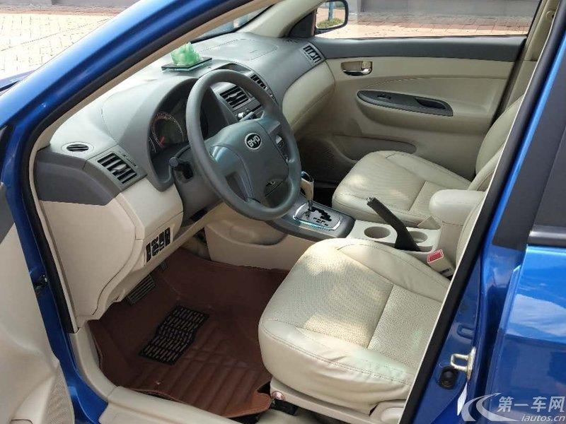 比亚迪L3 2013款 1.5L 自动 尊贵型 (国Ⅳ)