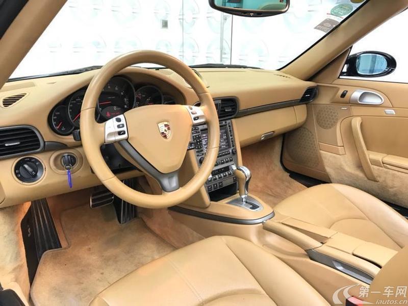 保时捷911敞篷 [进口] 2005款 3.6L 自动 Carrera